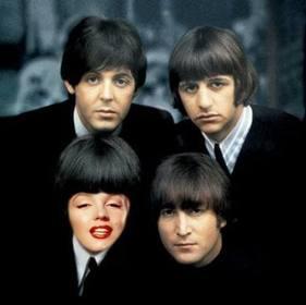 Ejemplo: En esta fotografía podrás aparecer como uno de los Beatles.