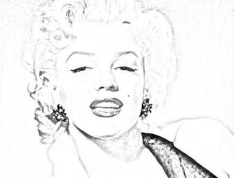 Estilo do efeito desenho a lápis on-line para converter suas fotos