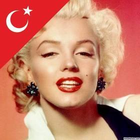 Die Flagge der Türkei in einer Ecke des Fotos kostenlos