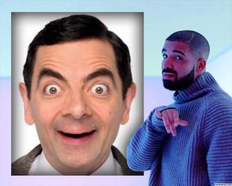 Effet pour votre photo avec Drake dans sa Hotline musique vidéo bling