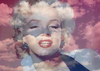 Photo-Effekt der Wolken über einer Himmel mit Wolken setzen Sie Ihr Foto
