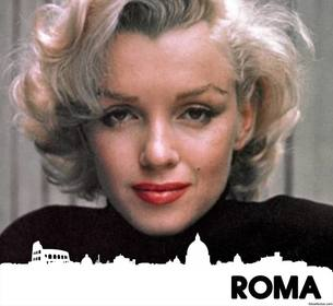 Silhouette di Roma da aggiungere alle vostre foto con questo effetto in linea