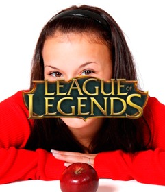 Logo tipo del juego League of Legends