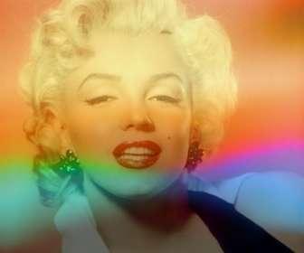 Ejemplo: Efeito de luzes coloridas para colocar em suas fotos.