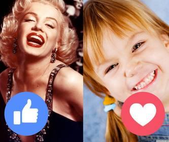 Sube la foto de lo que te gusta y lo que amas a este fotomontaje online