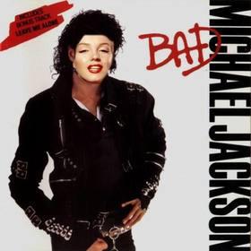 Ejemplo: Fotomontagem com o corpo de Michael Jackson. Coloque o rosto que você quer em sua figura, mostrada posar na capa de seu álbum Bad.