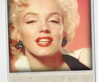 Créer un effet à vos photos avec ce Polaroid effet de style cadre photo et photographie rétro filtre ans.