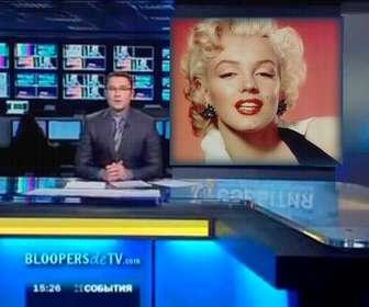 Ejemplo: Fotomontaje para que aparezcas en la pantalla de un programa de televisión con un presentador de noticias.