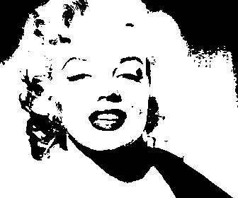Ejemplo: Pop Art efeito aplicar às suas fotografias. Assembléia para transmitir a sua imagem para tons de rosa.