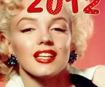 Ponha seu número na sua foto do ano novo de 2012 com um efeito como se fossem pendurados.