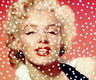 Ejemplo: Efecto de nieve en tus fotos. Pon un efecto nevado con este foto efecto.