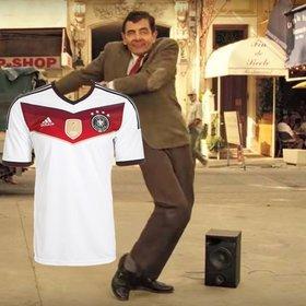 Foto-Effekt das T-Shirt für Deutschland auf Ihre Fotos