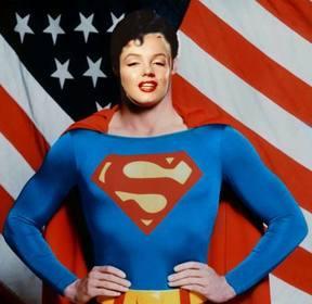 Torne-se Superman com esta fotomontagem para editar com o seu