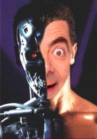Foto montaje dónde puedes poner tu rostro en la cara de Terminator