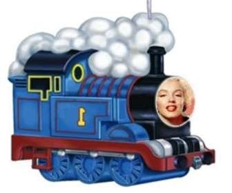 Ejemplo: Animación de el tren de Thomas para poner tu foto.
