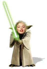 Modello di fotomontaggio di Yoda di Guerre Stellari per aggiungere il tuo volto