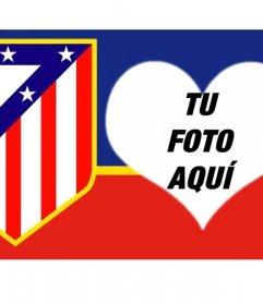 Atletico Madrid Foto Efecto Te Quiero