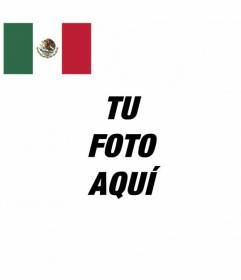 Añade la bandera de Mexico a tu perfil de Twitter o Facebook