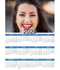 Crear Calendarios De Meses Del Ano 2019 Personalizados Fotoefectos