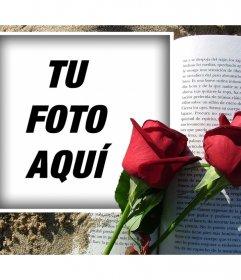 Romántico fotomontaje para que demuestres tu amor por alguien