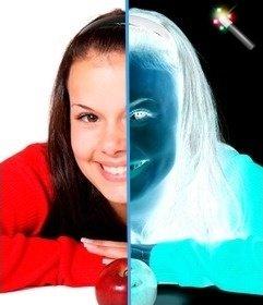 Filtro online para invertir el color de una imagen online