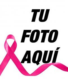 Imagenes Lazos Rosas Cancer.Lazo Contra El Cancer Rosa En Tu Foto De Perfil Fotoefectos