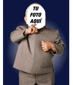 Fotomontaje online de Mini Yo de las películas de Austin Powers