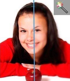 Limpia tus fotos de ruido online con este filtro para fotos