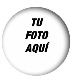 Marcos para fotos redondos con efecto sombreado fotoefectos - Marcos redondos para cuadros ...