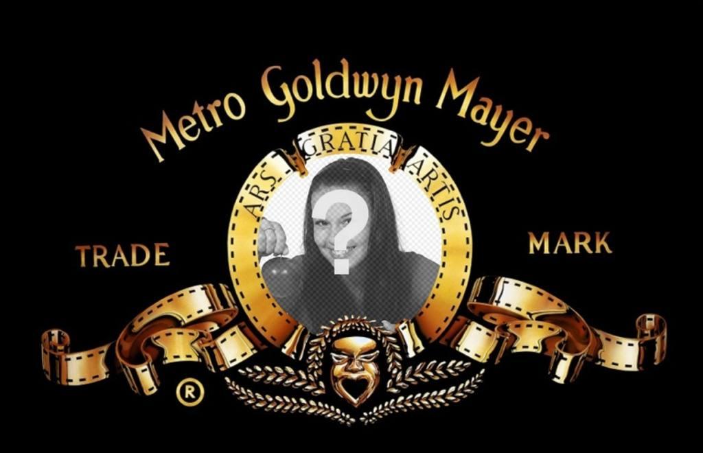 quieres leon famosa metro goldwyn mayer crea fotomontaje hazte famoso