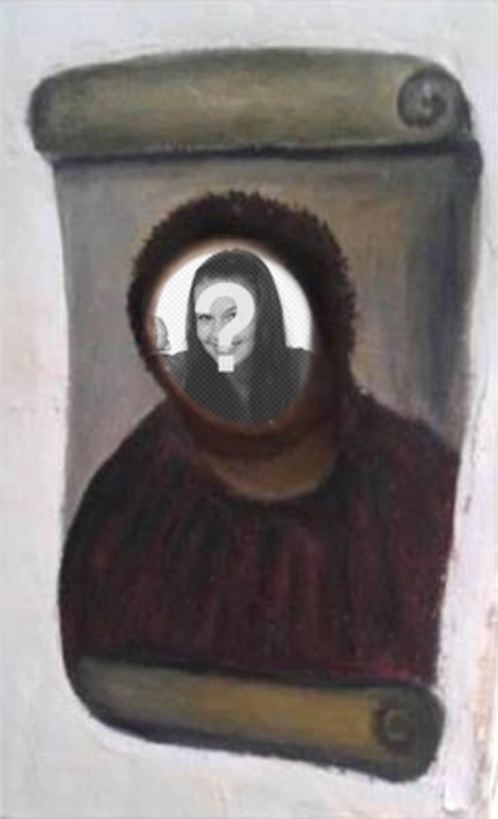 fotomontaje restauracion ecce homo cristo borja foto