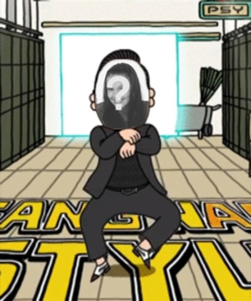 Crea tu animación de Gangnam Style de Psy con tu propia foto y sorprende a tus amigos