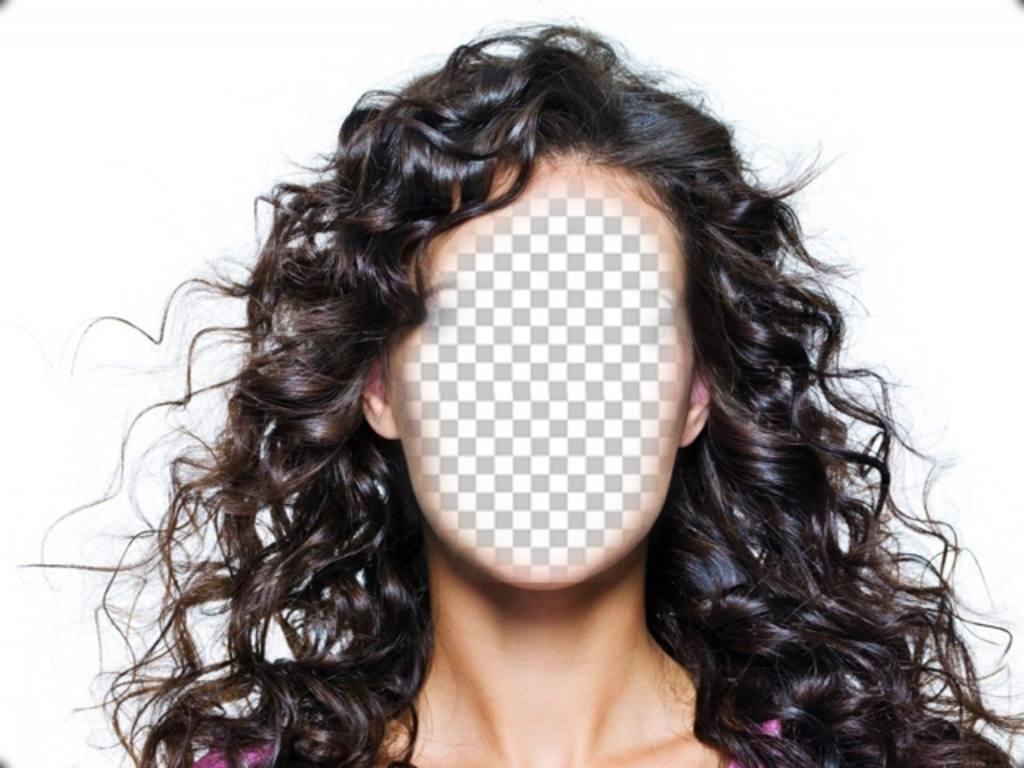 Fotomontaje Para Cambiar De Peinado Y Llevar El Pelo Largo