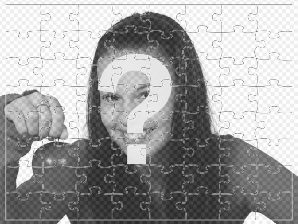 Fotomontaje para convertir tu foto en un puzzle