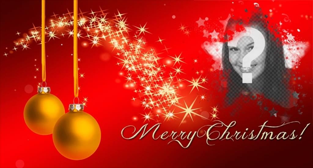 foto portada facebook texto merry christmas