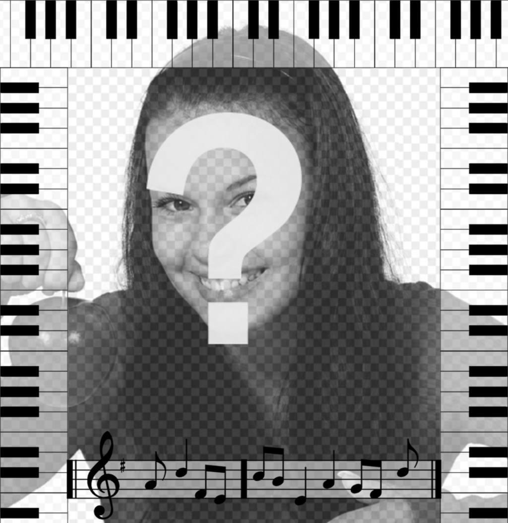 Fotomontajes De Musica Fotoefectos