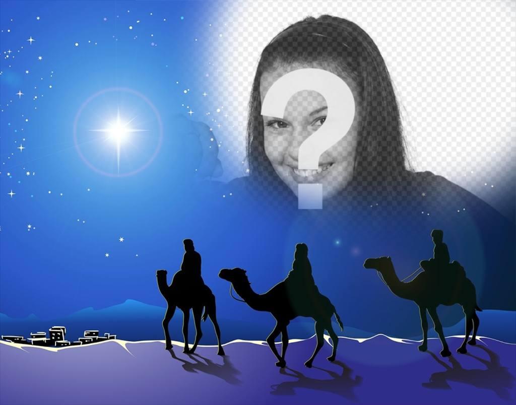 Dias De Reyes Magos Descargar postales con los reyes magos - fotoefectos