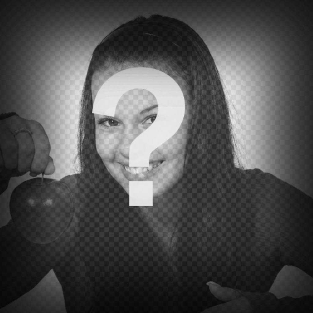 filtro borde negro difuminado fotos