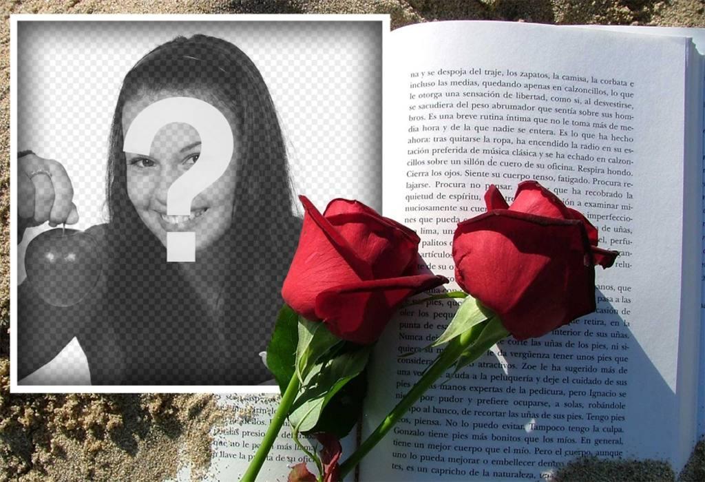 romantico fotomontaje demuestres amor alguien