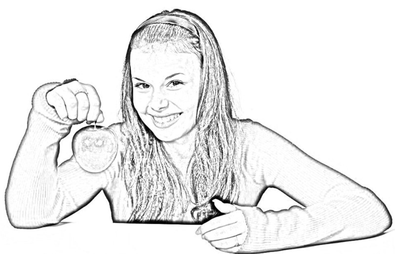 Efecto Convertir Dibujo A Lápiz Online Fotoefectos
