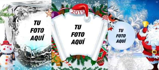 Cmo felicitar la Navidad de forma original Blog de Fotoefectos
