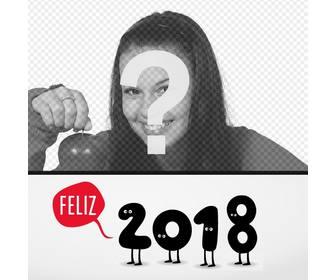 tarjetas para recibir el año nuevo