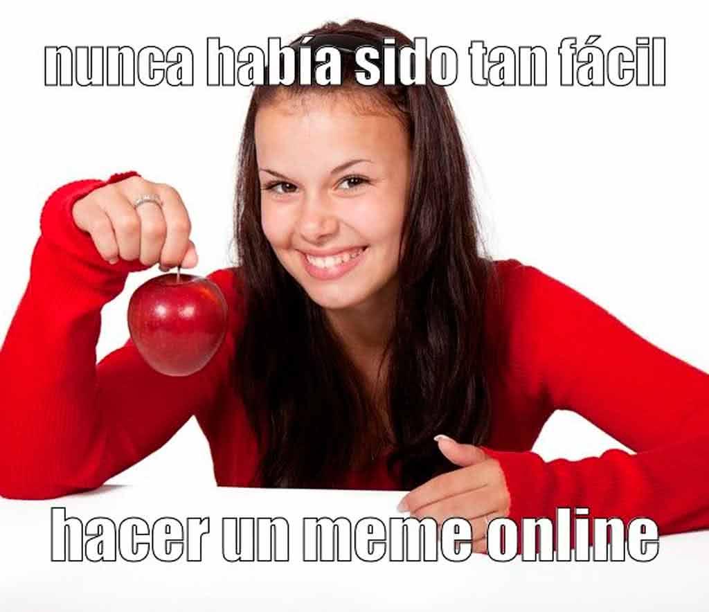 hacer memes online con tus imagenes y textos