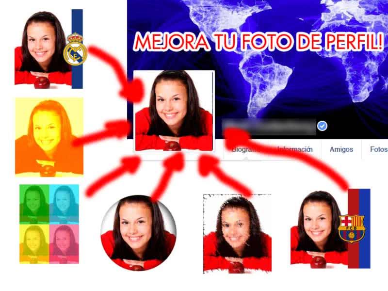 mejorar foto de perfil