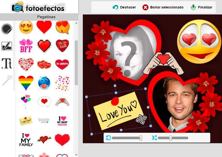 tarjetas de amor online