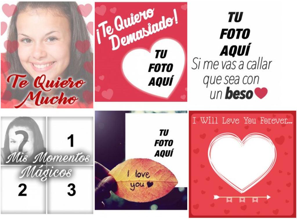Imagenes Con Frases Bonitas De Amor Fotoefectos