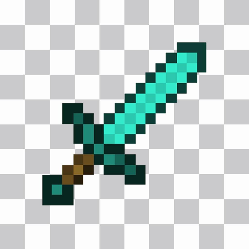 текстуры для майнкрафт на меч #3